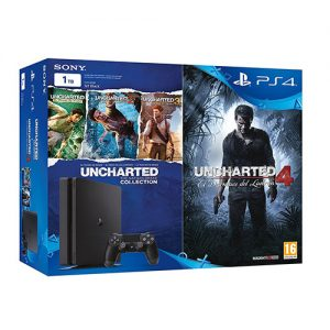 ps4 pack uncharted