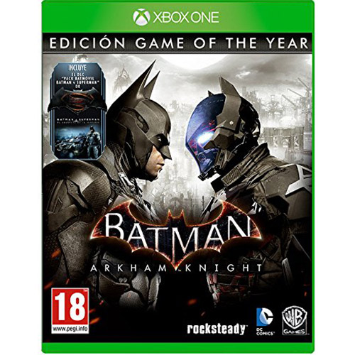 batman xbox one