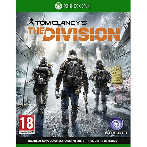 division xbox one