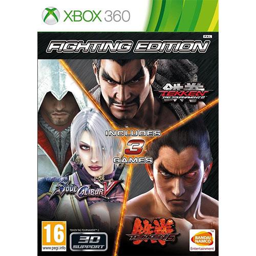 fighting edition xbox 360