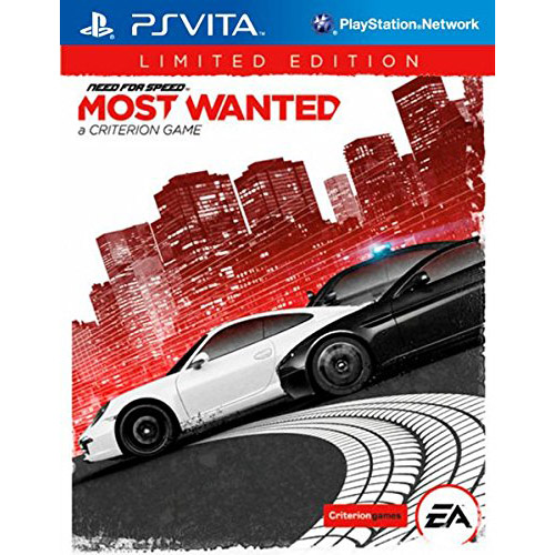 most wanted ps vita