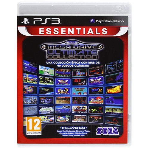 sega essentials ps3