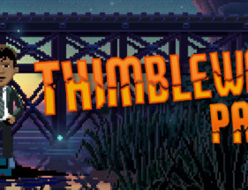 Review – Thimbleweed Park