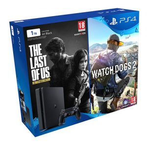 ps4 last of us watch dogs pack