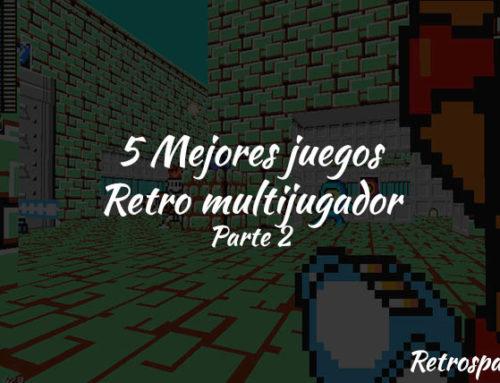 5 Mejores juegos retro multijugador – Parte 2