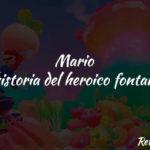 mario historia heroico fontanero