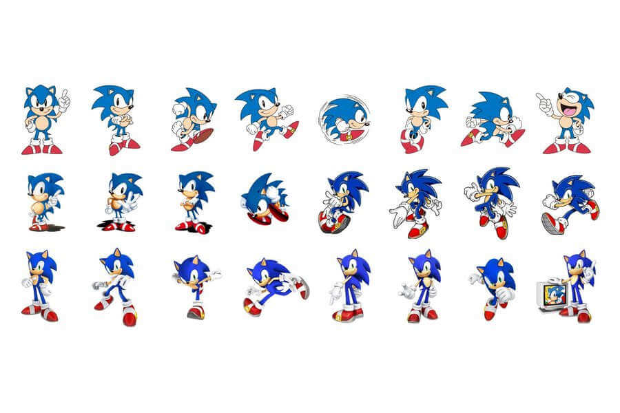 sonic-evolucion
