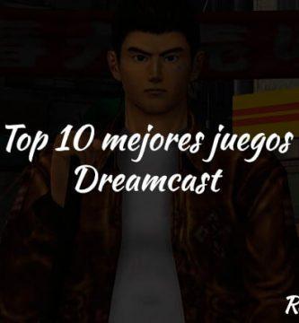 top 10 mejores juegos dreamcast