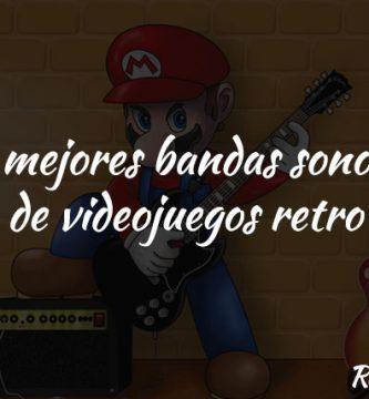 Las mejores bandas sonoras de videojuegos retro