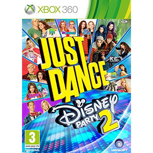 just dance disney xbox 360