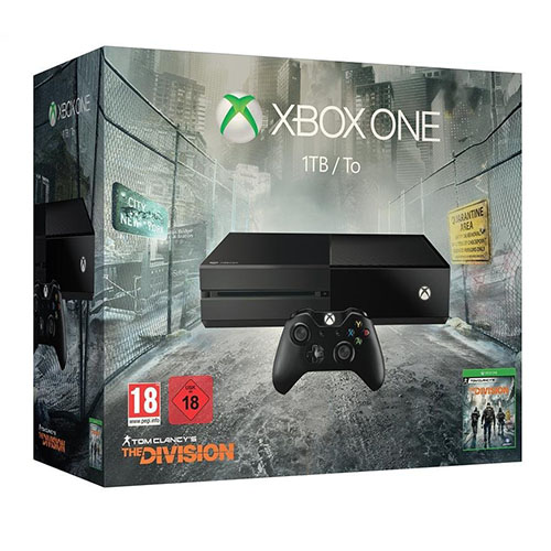 xbox one division 1t
