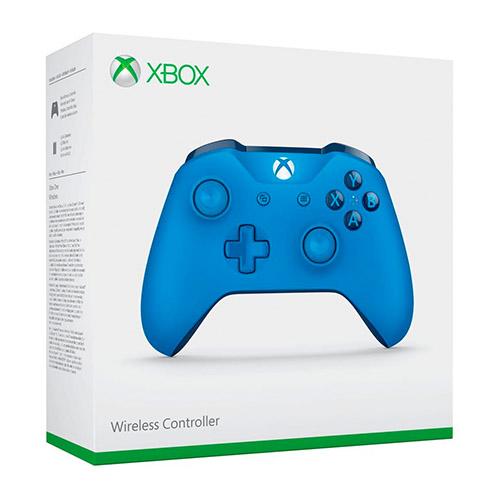 mandos xbox one azul