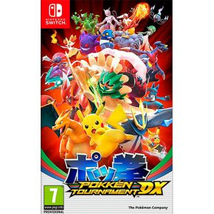 pokemon tournament dx switch