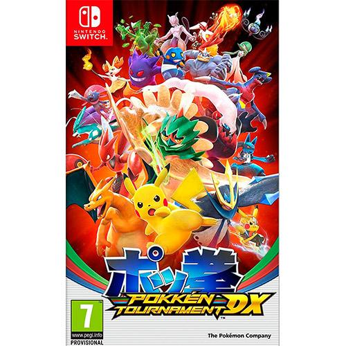pokemon tournament dx switch