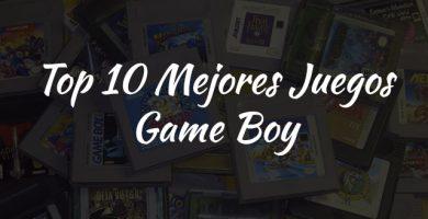 top 10 mejores juegos gameboy