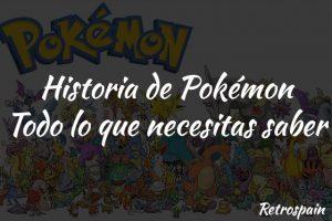 historia pokemon