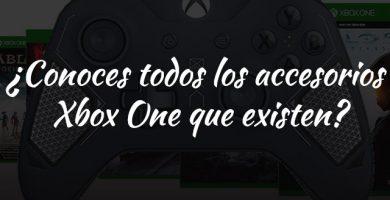 Conoces todos los accesorios Xbox One que existen