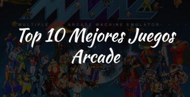 top 10 mejores juegos arcade