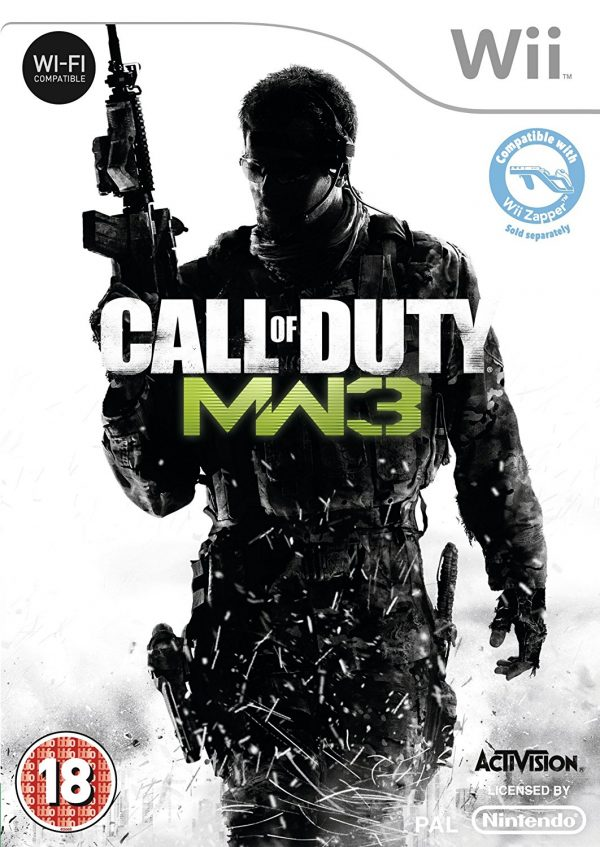 Call of Duty - Modern Warfare 3 Wii