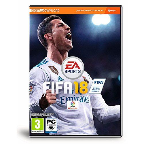 FIFA 18 - Edición estándar PC