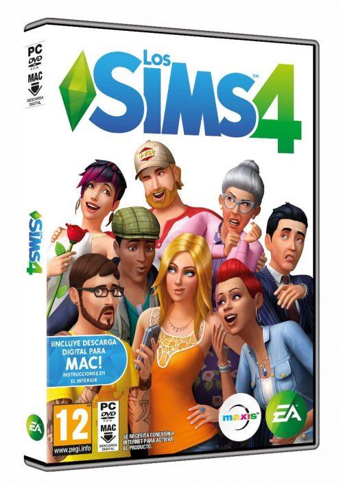 Los Sims 4 - Edición Estándar PC