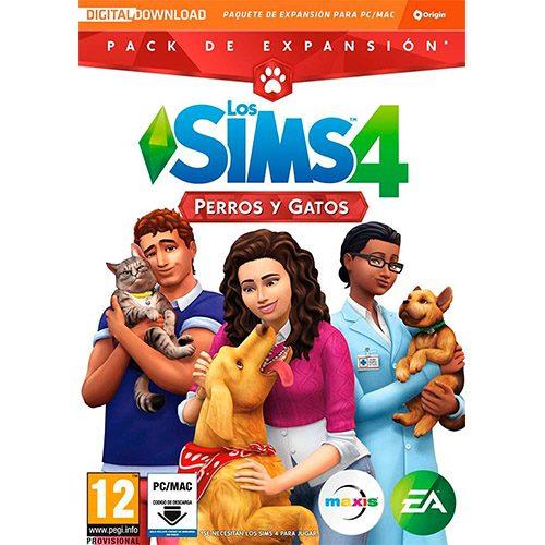 Los Sims 4 - Expansión Perros y gatos PC