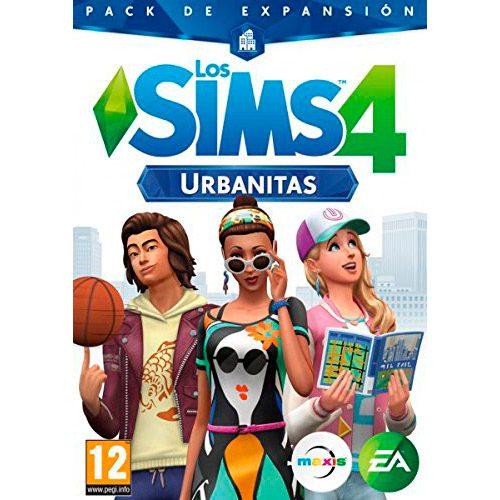 Los Sims 4- Urbanitas PC