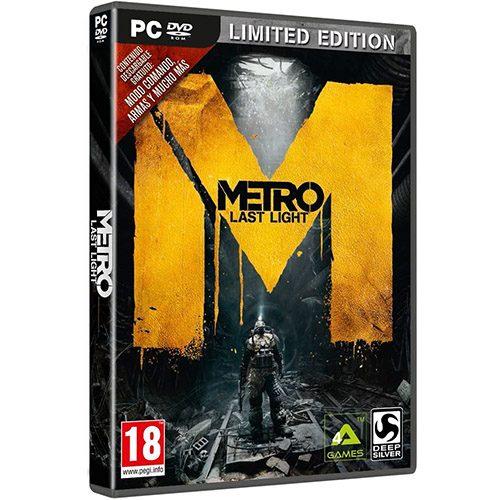 Metro Last Light Edición Limitada PC