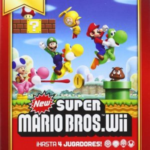New Super Mario Bros - Selects Wii