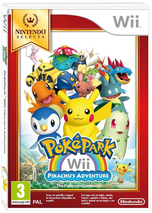 PokéPark- Aventura de Pikachu Wii