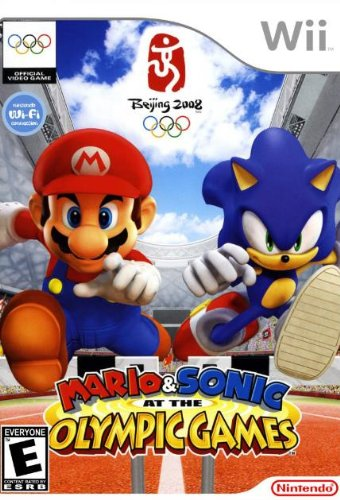 SEGA Mario & Sonic at the Olympic Games Wii