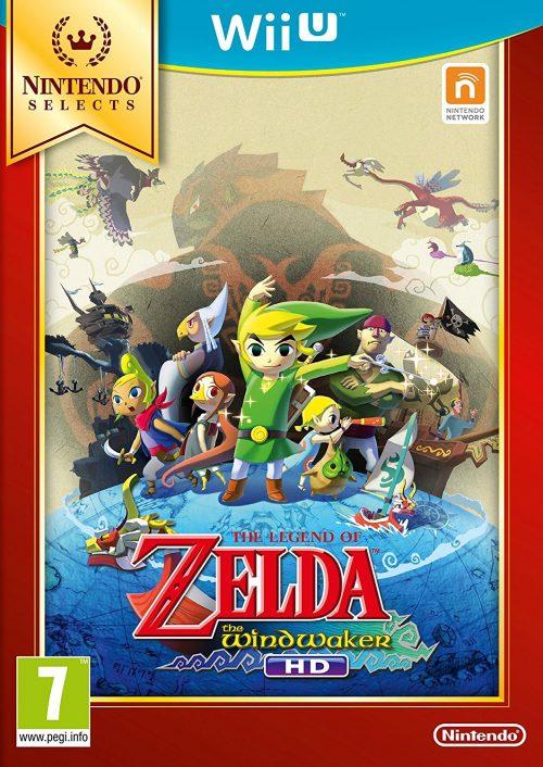 The Legend Of Zelda- The Wind Waker wii u