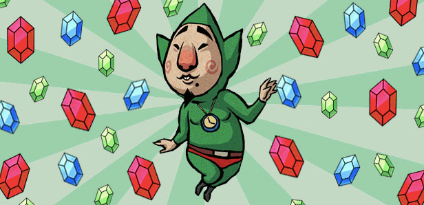 The Legend Of Zelda tingle