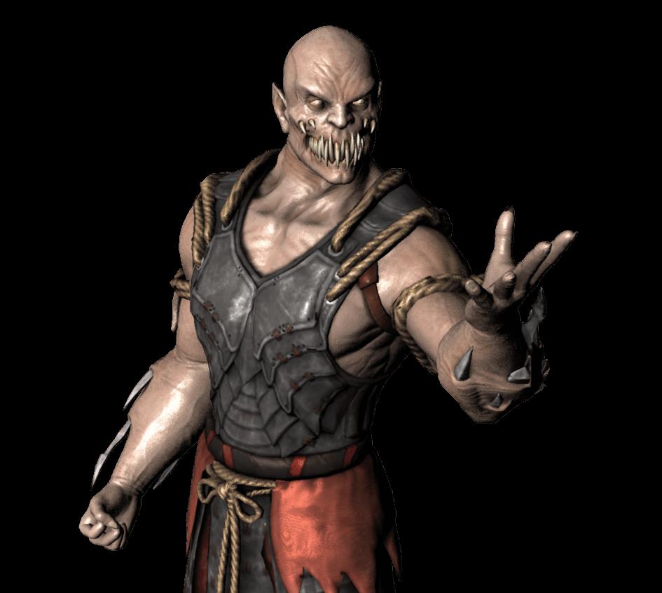 Mortal_kombat_x_baraka_pose_vs_mk2_by_corporacion08-d93ny9d (1)